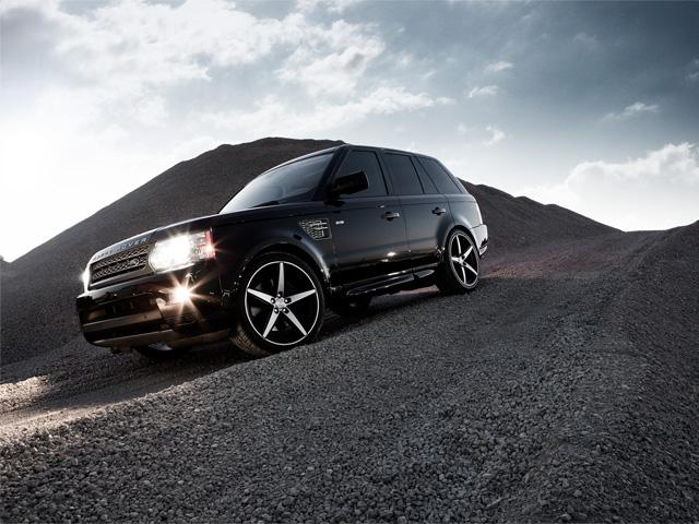 Range Rover Sport Wheels - Couture Wheels