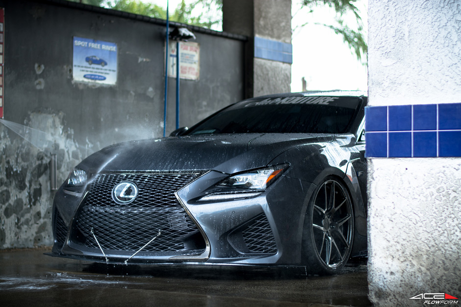 ACE_Flowform_AFF02_Black_Chrome_Lexus_RCF-12